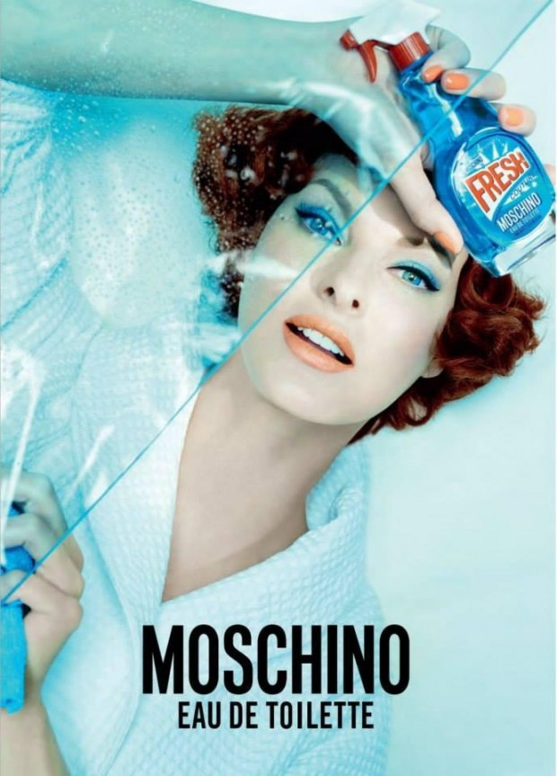 Linda In Moschino Fresh Fragrance 2015