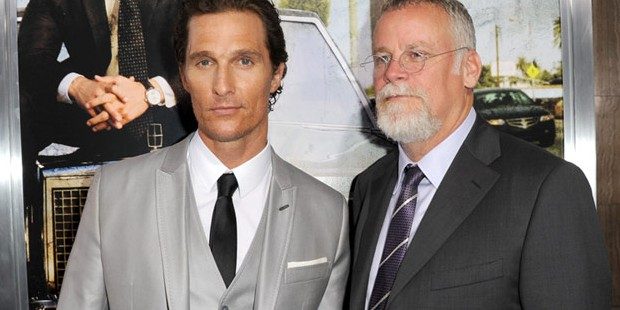 Matthew McConaughey And Writer Michael Connelly