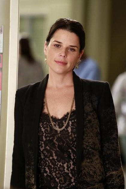 Neve Campbell In Grey's Anatomy