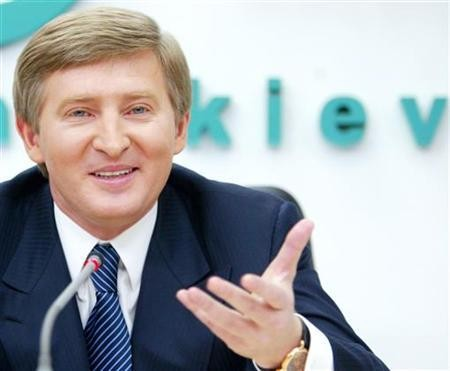 Rinat Akhmetov Answers Journalist's Question