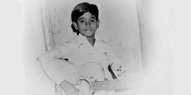 Rahman in His Childhood