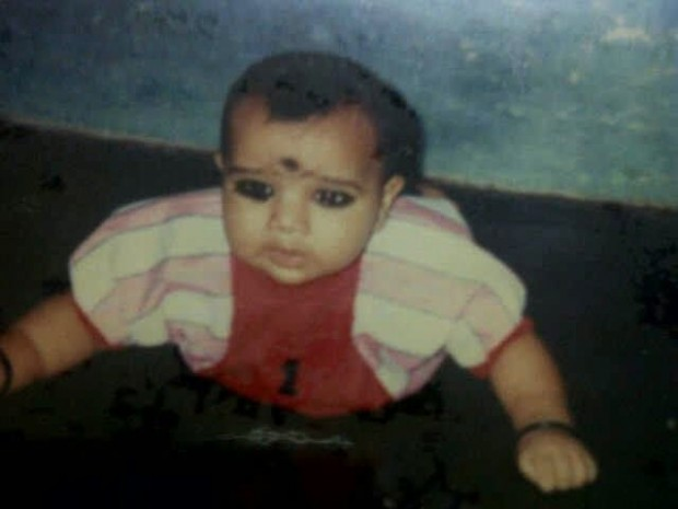 Rohit Sharma Childhood Photo