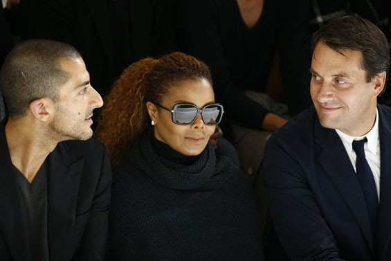 Janet Jackson And Her Husband Wissam Al Mana