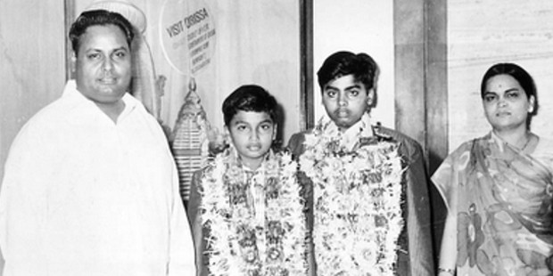 Mukesh Ambani in His Childhood