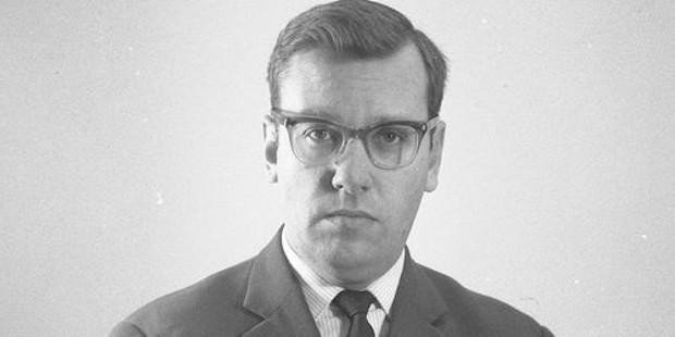 Gillis Lundgren In 1950s