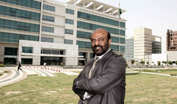 Shiv Nadar at HCL Campus