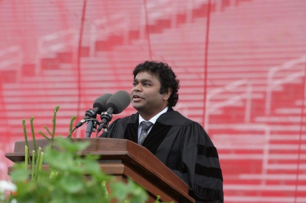 AR Rahman Speaking at  Miami University in America