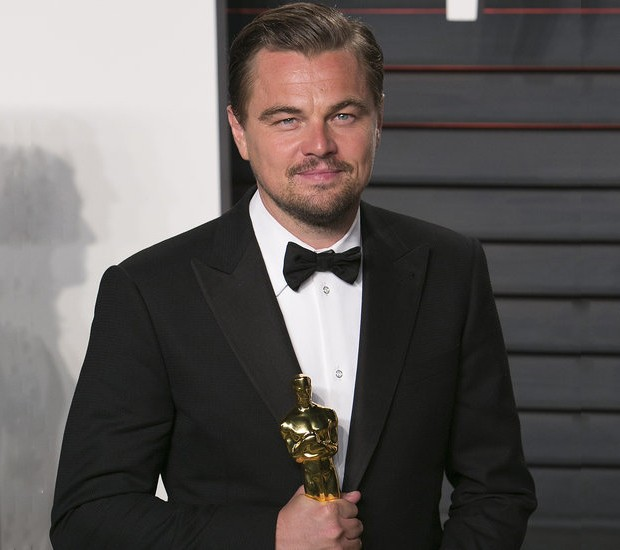 Leonardo DiCaprio Wins Oscar For Best Actor In