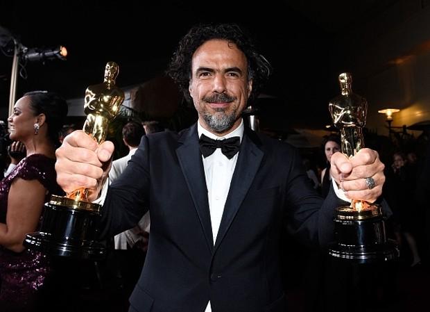 Alejandro González Iñárritu Won Oscar For