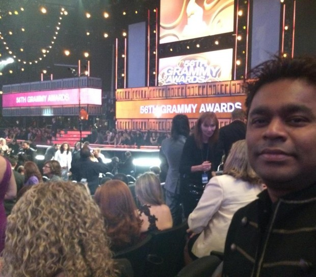 AR Rahman at Grammy Awards