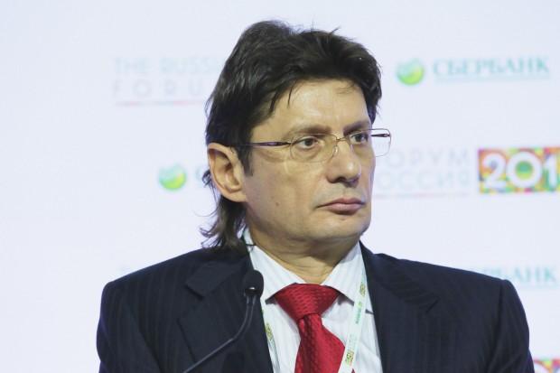 Lukoil Vice President Leonid Fedun