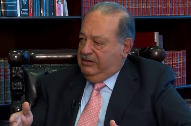 Carlos Slim - Mexican business tycoon