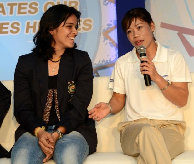 Kom With Saina Nehwal
