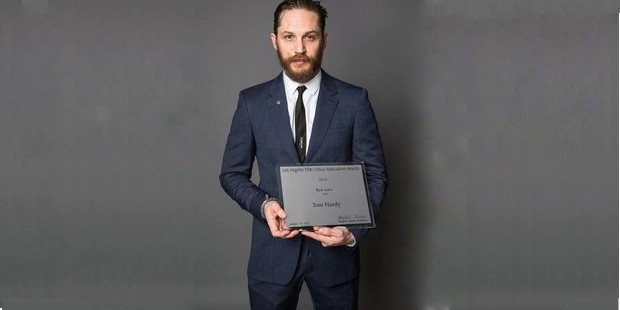 Tom Hardy Won LAFCA Award