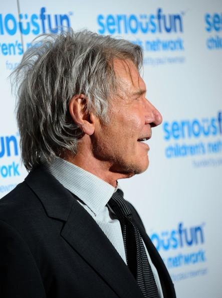 Harrison Ford at Serious Fun Gala