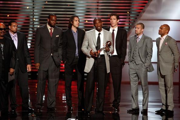 Kobe at 17th Annual ESPY Awards