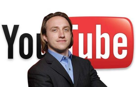 Youtube Co FOunder Chad Meredith Hurley
