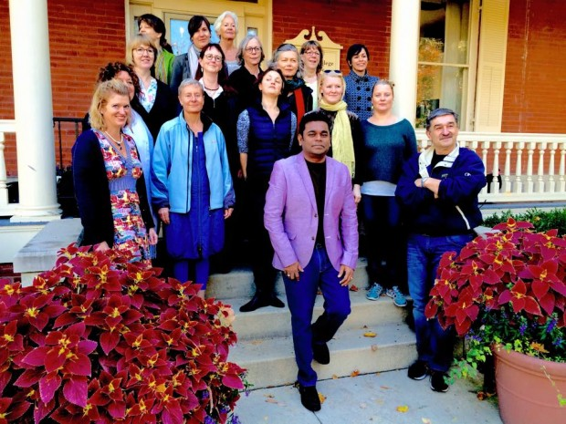 AR Rahman at Oxford, Ohio