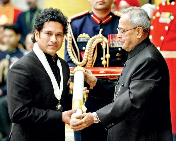 Bharat Ratna Sachin Tendulkar