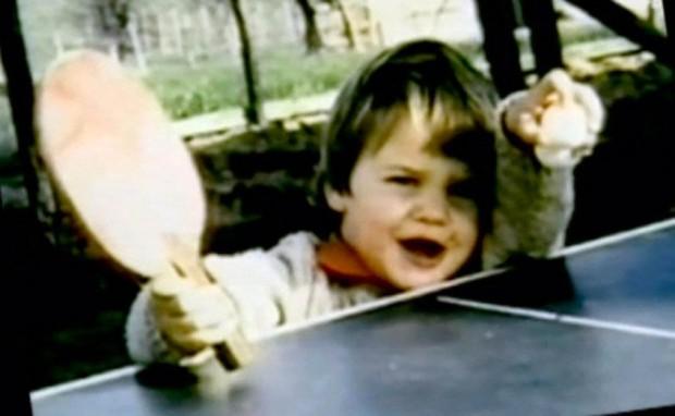 Roger Federer Childhood