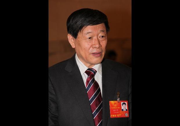 Zhang Shiping At Public Speaking