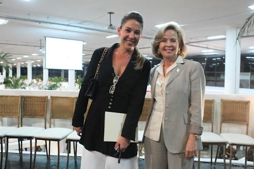 Ana Maria Carvalho Pinto and Rosana Camargo de Arruda Botelho