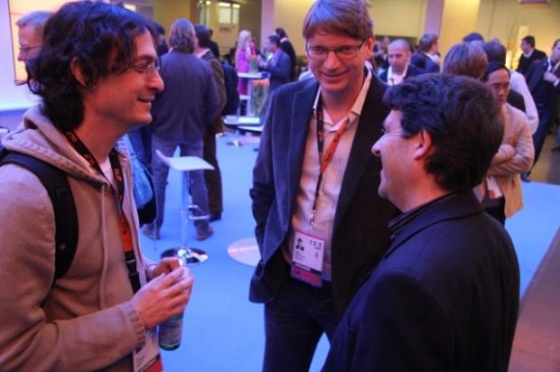Niklas Zennstrom at Skype Event