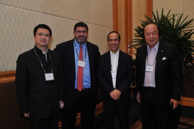 Liang Xinjun at Asia Conference