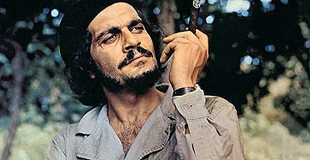 Omar Sharif In The Movie Che