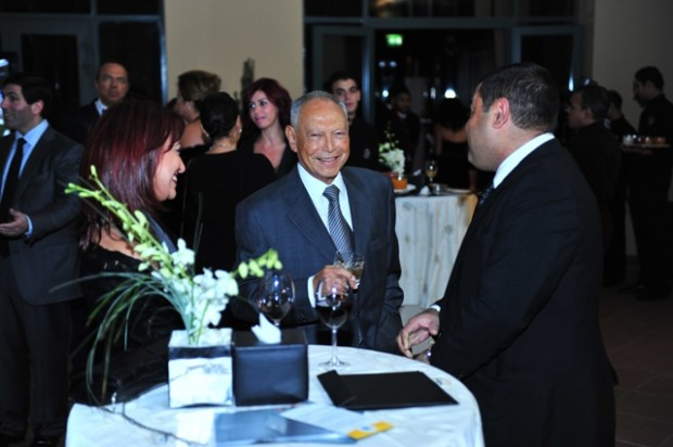 Onsi Sawiris  At Business Summit