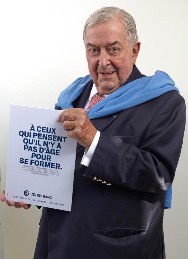 Pierre Bellon Training Message