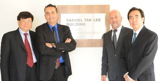 Sammy Tak Lee  Building And Naming Celebration