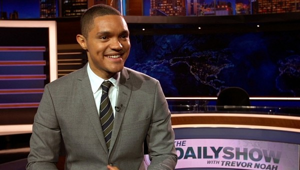Trevor Noah At The Daily Show