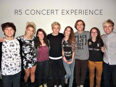 R5 Concert Experience