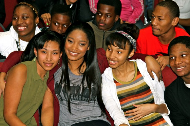 keke palmer At High School 2 Season