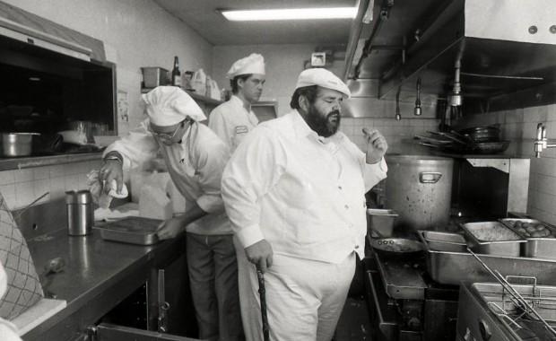 Paul Prudhomme In 1983