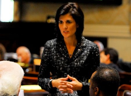 Nikki Haley Young