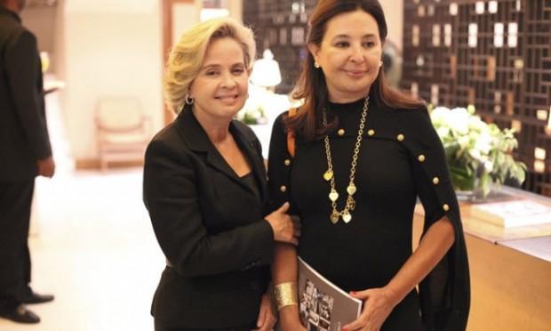 Regina de Camargo With Rossana Camargo
