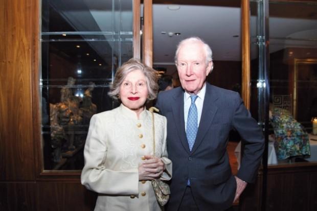 Rita McAulay and Ronald McAulay