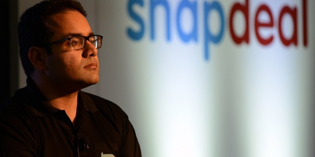 Kunal Bahl Founder of Snapdeal