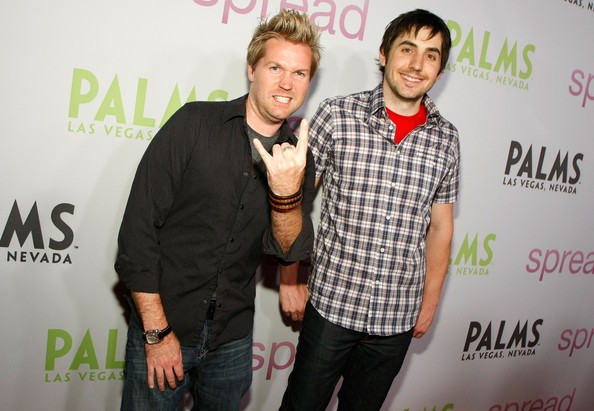 Kevin Rose With Alex Albrecht