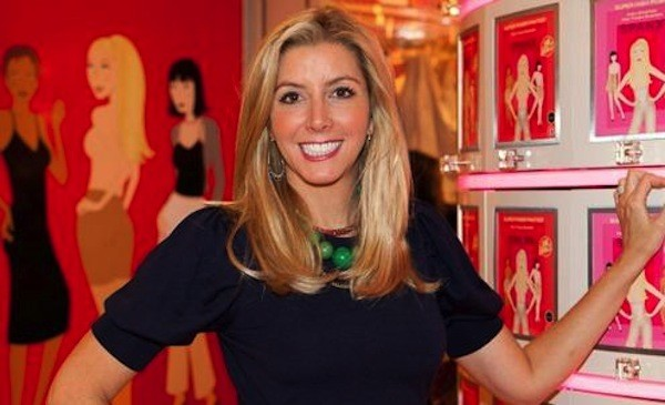 Sara Blakely Founded Spanx