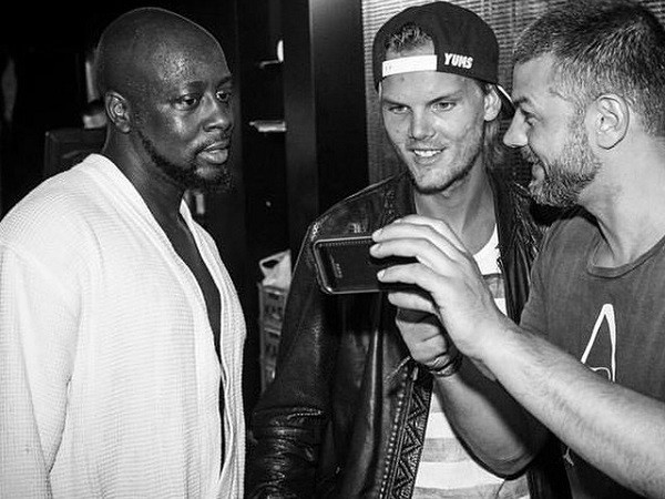 Wyclef Jean With Avicii
