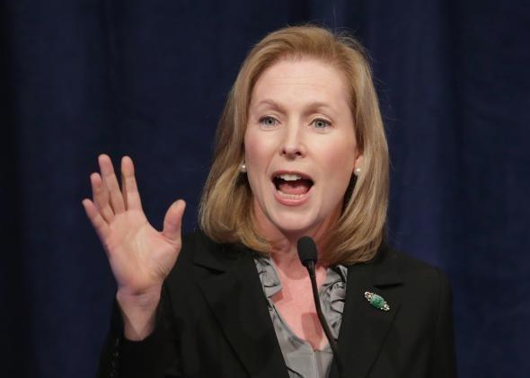 Kirsten Gillibrand, United States Senator