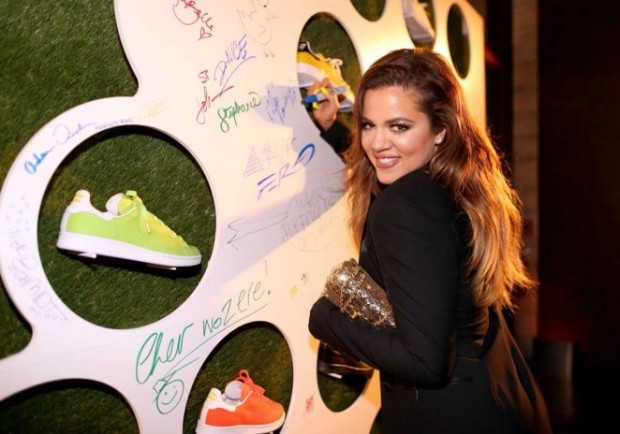 Khloe Kardashian Adidas Celebration Event