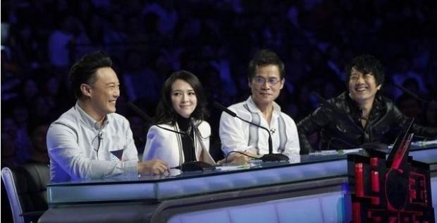 Zhang Ziyi In the X-Factor