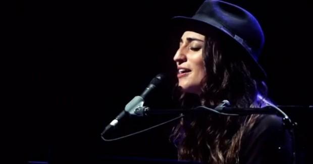 Sara Bareilles Performing in Atlanta