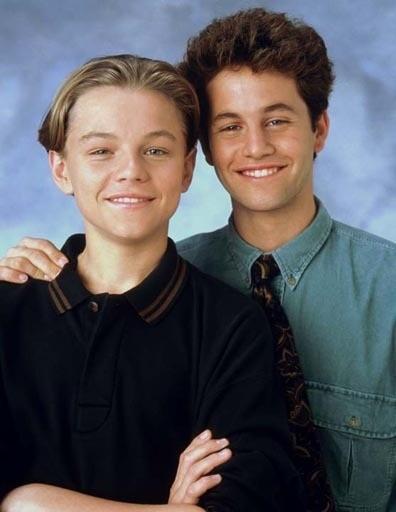 Leonardo DiCaprio And Kirk Cameron