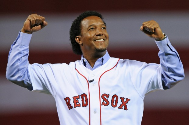 Pedro Martinez at The Boston Red Sox