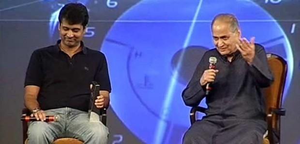 Rajiv Bajaj And Rahul Bajaj